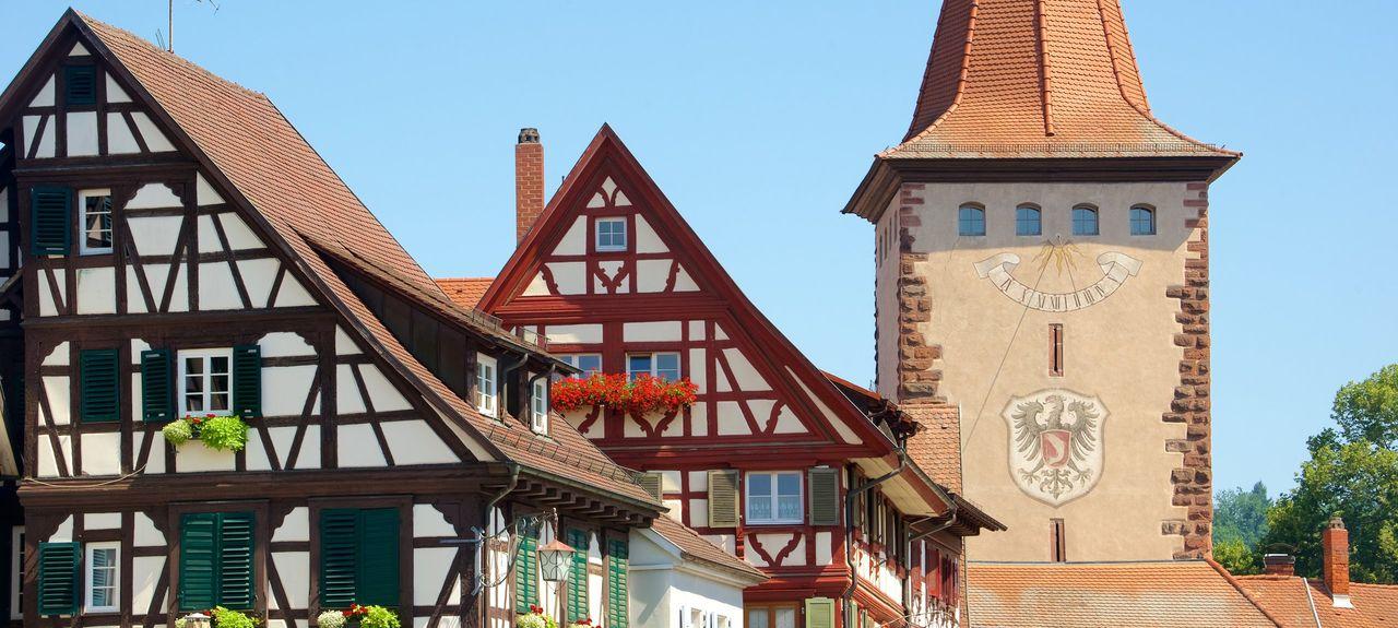 Ortenaukreis, Baden-Wuerttemberg, Alemanha