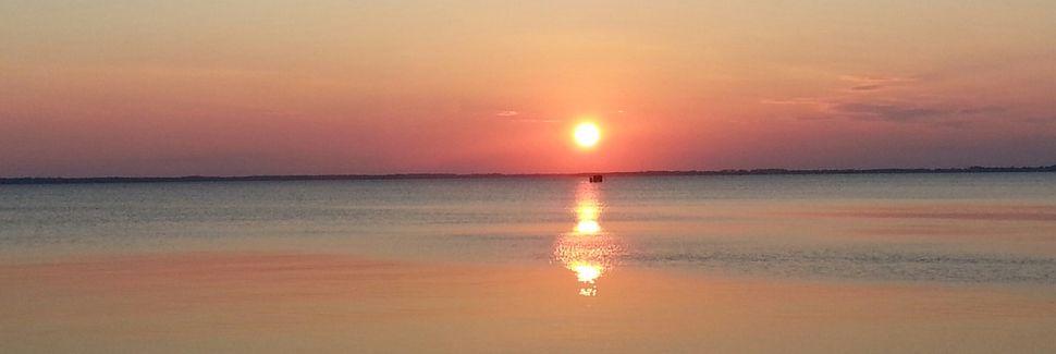 Farol de Currituck Beach, Corolla, Carolina do Norte, Estados Unidos