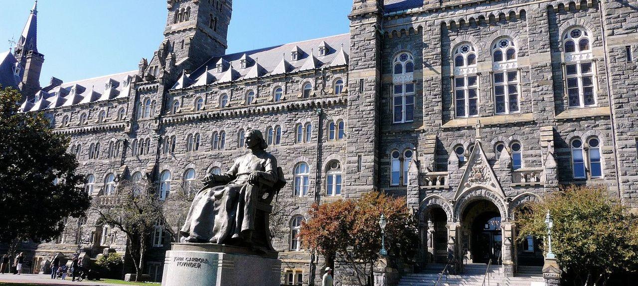 Georgetown University, Washington, États-Unis d'Amérique