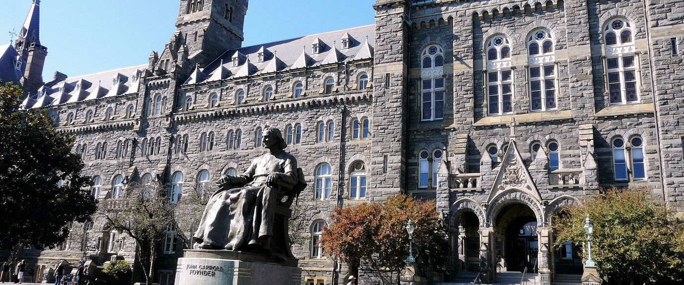 Georgetown University, Washington, District of Columbia, United States of America