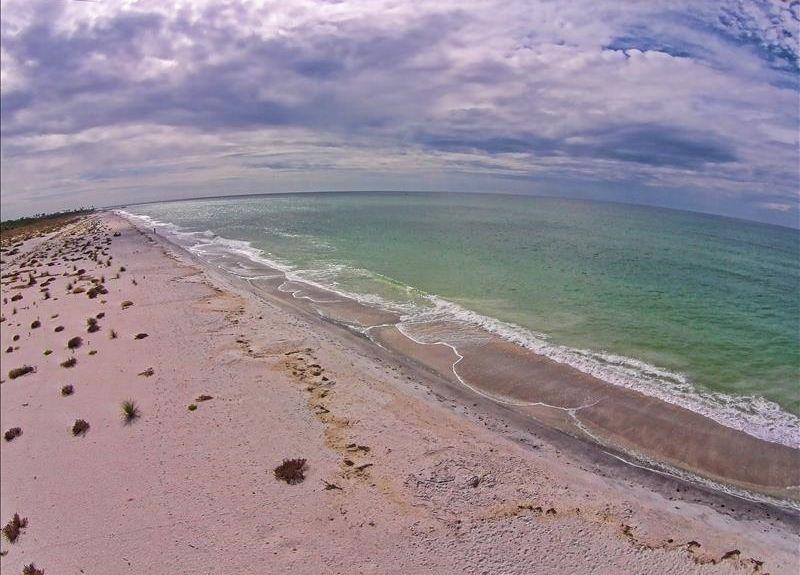 Stump Pass Beach nationalpark, Englewood, Florida, USA