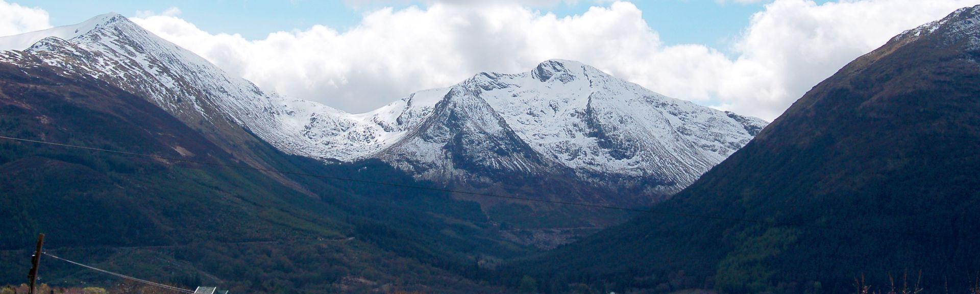 Ballachulish, Schotland, Verenigd Koninkrijk