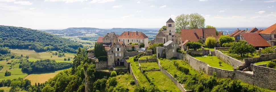 Jura, Borgonha-Franco-Condado, França
