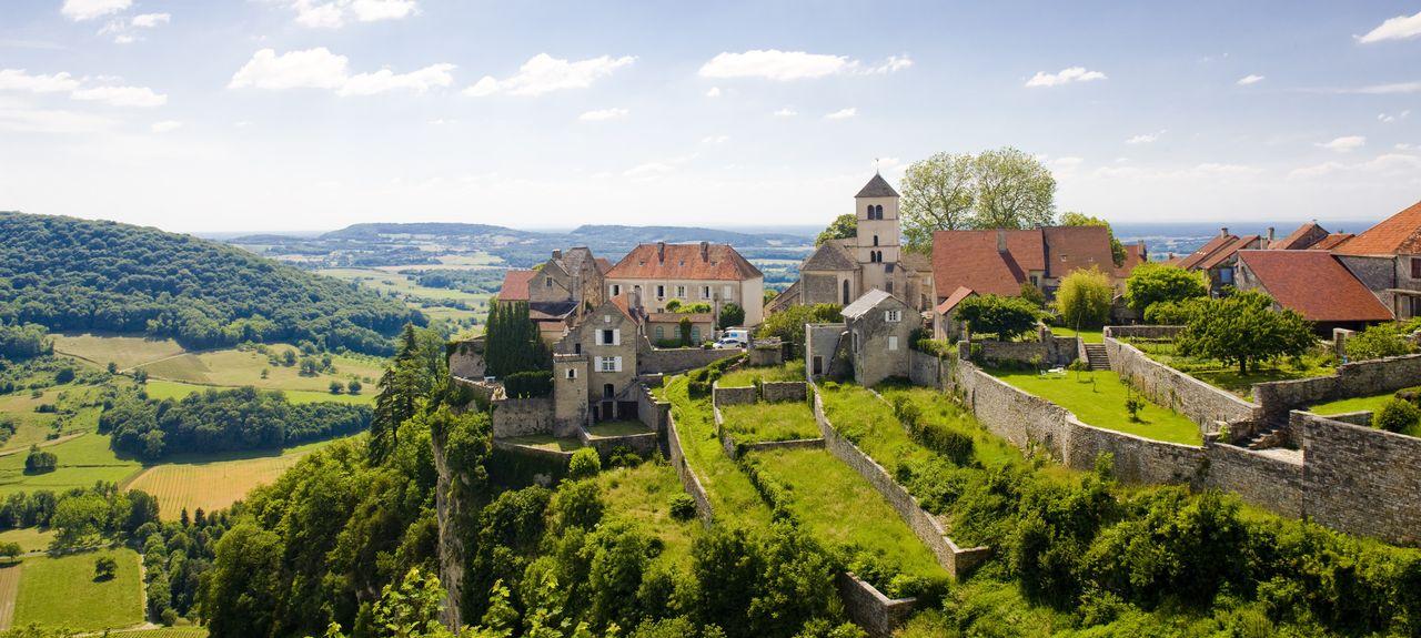 Jura (department), Bourgogne-Franche-Comté, Frankrig