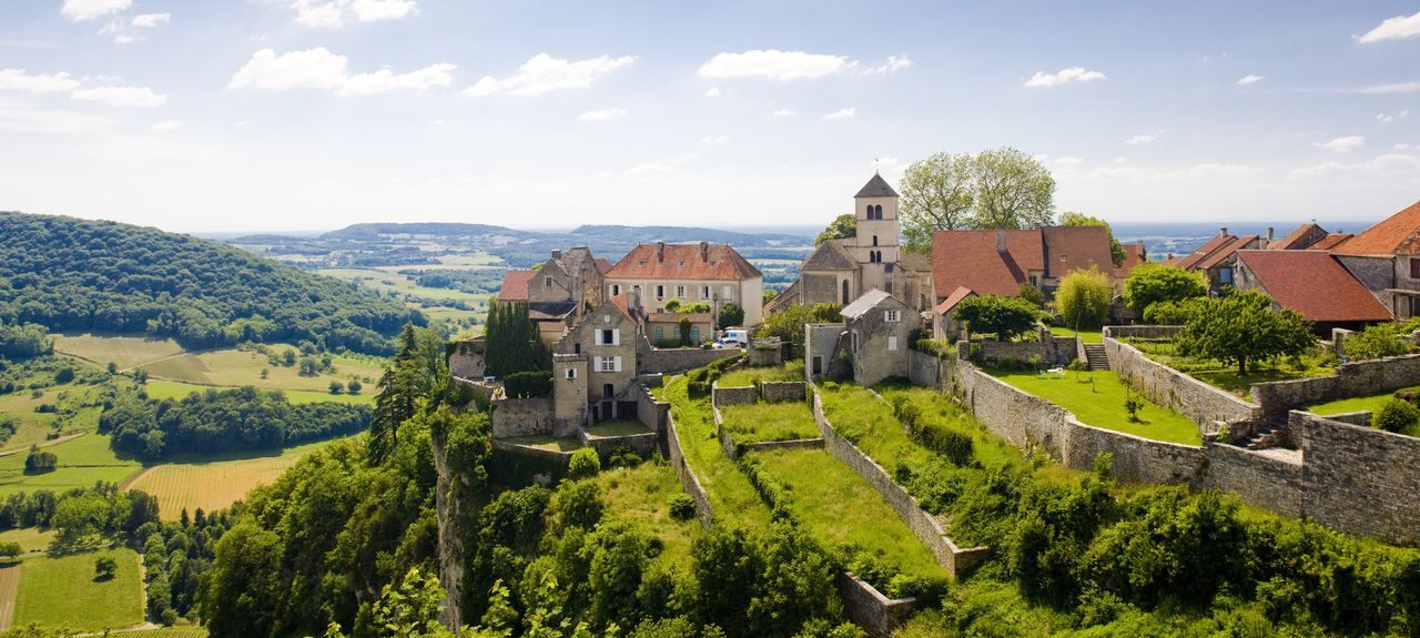 Bourgogne-Franche-Comté, France