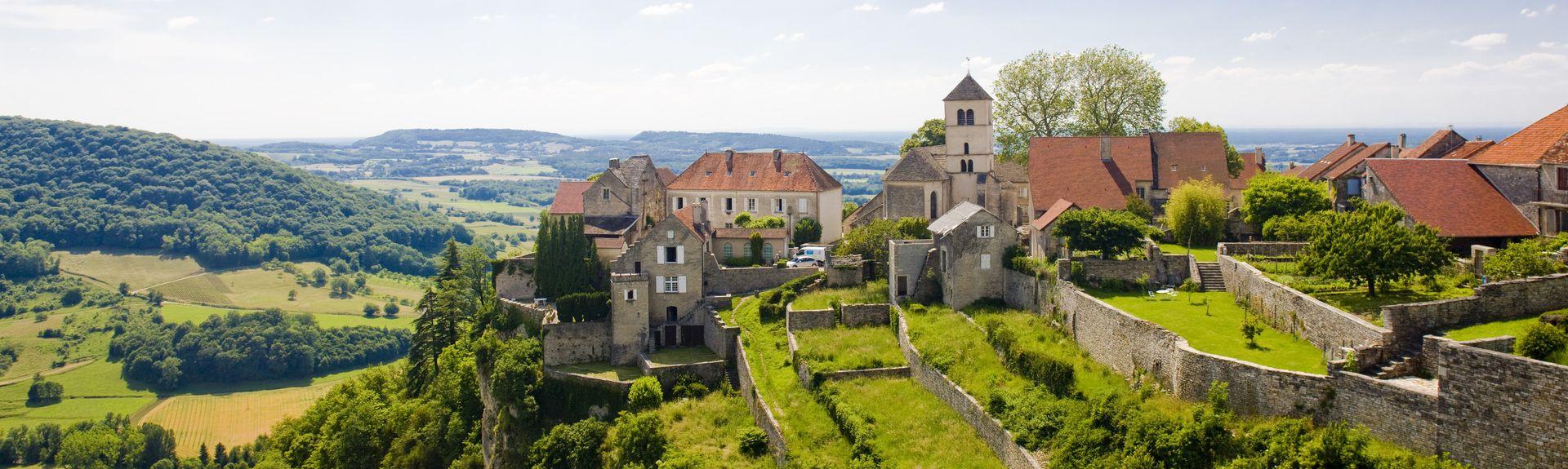Jura (departement), Frankrijk