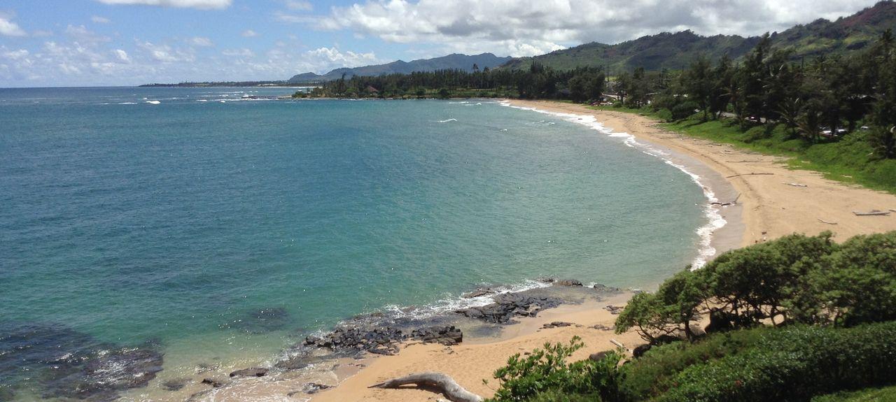 Waipouli Beach, Kauai, HI, USA