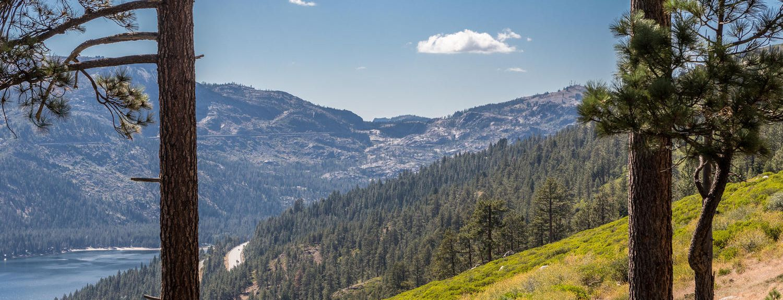 Serene Lakes, Soda Springs, California, Estados Unidos
