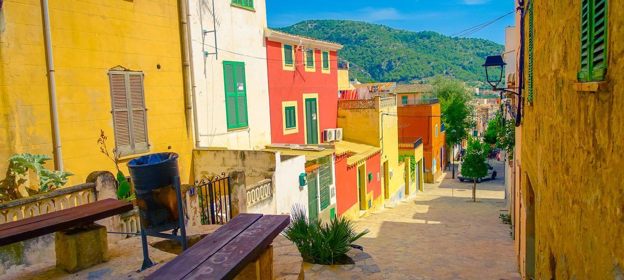 Port d'Andraitx, Baleariske Øer, Spanien