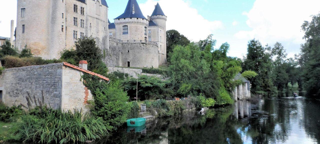 Vivonne, Nouvelle-Aquitaine, France