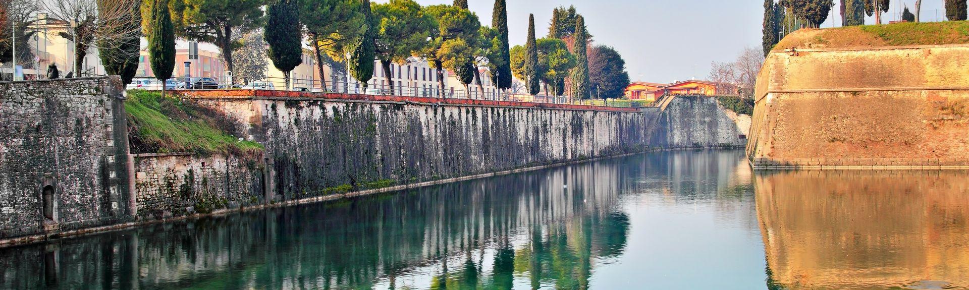 Peschiera del Garda, Veneto, Italië