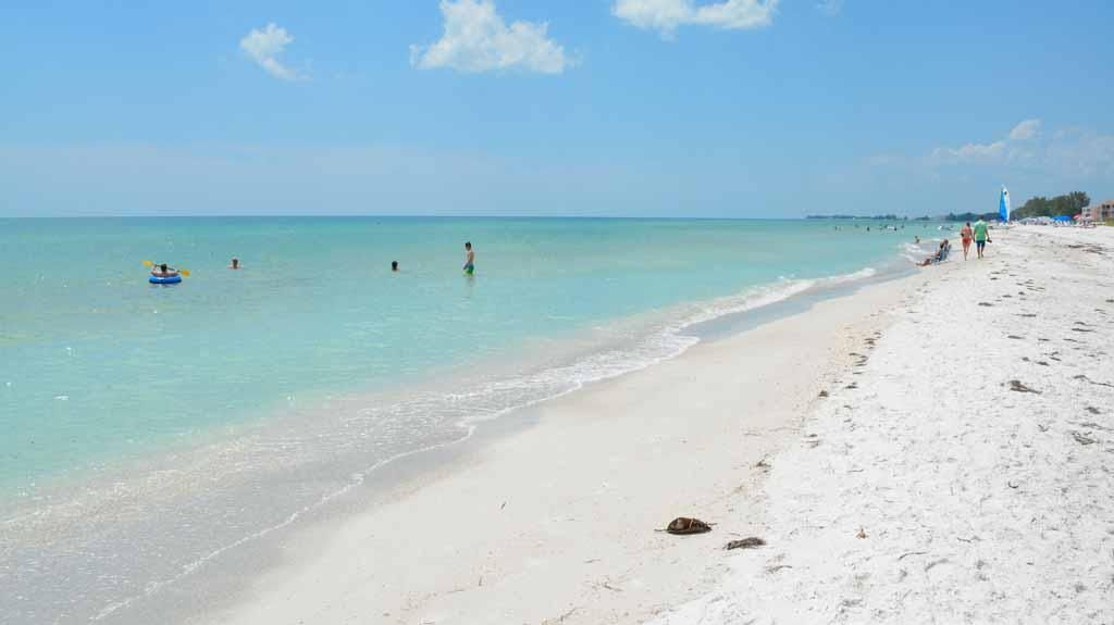 Point of Rocks, Siesta Key, FL, USA