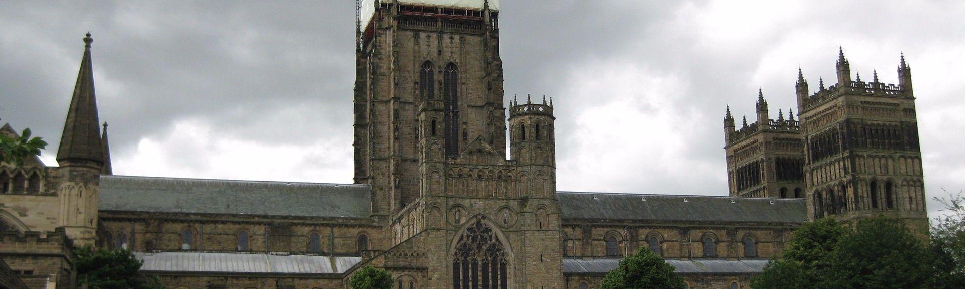 Durham, Durham, England, Großbritannien
