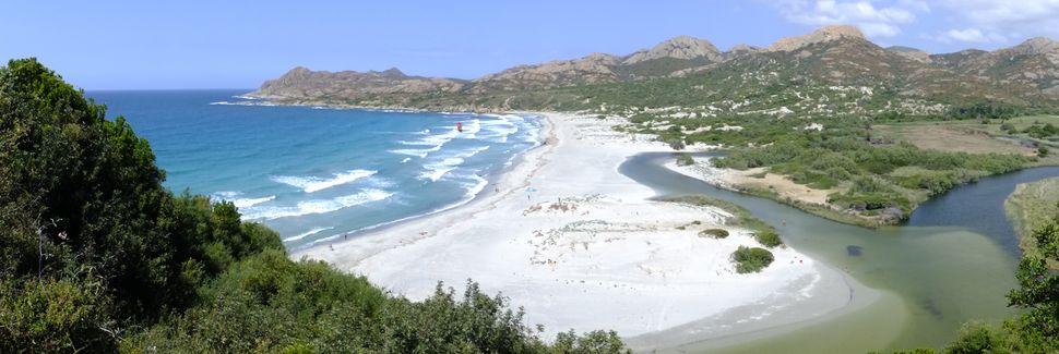 Lama, Korsika, Frankreich