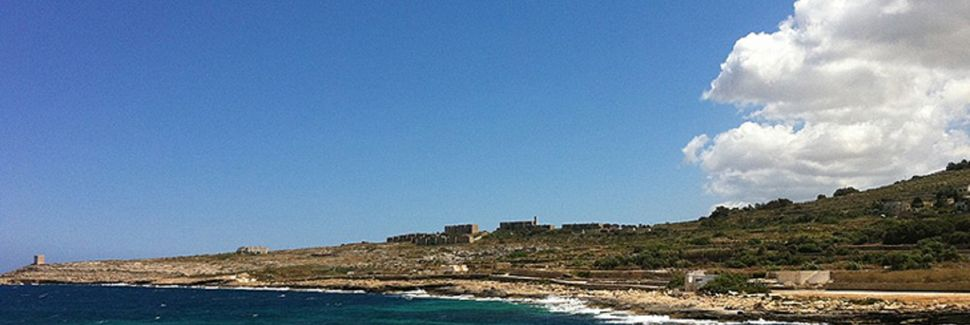 Ghajnsielem, Malta