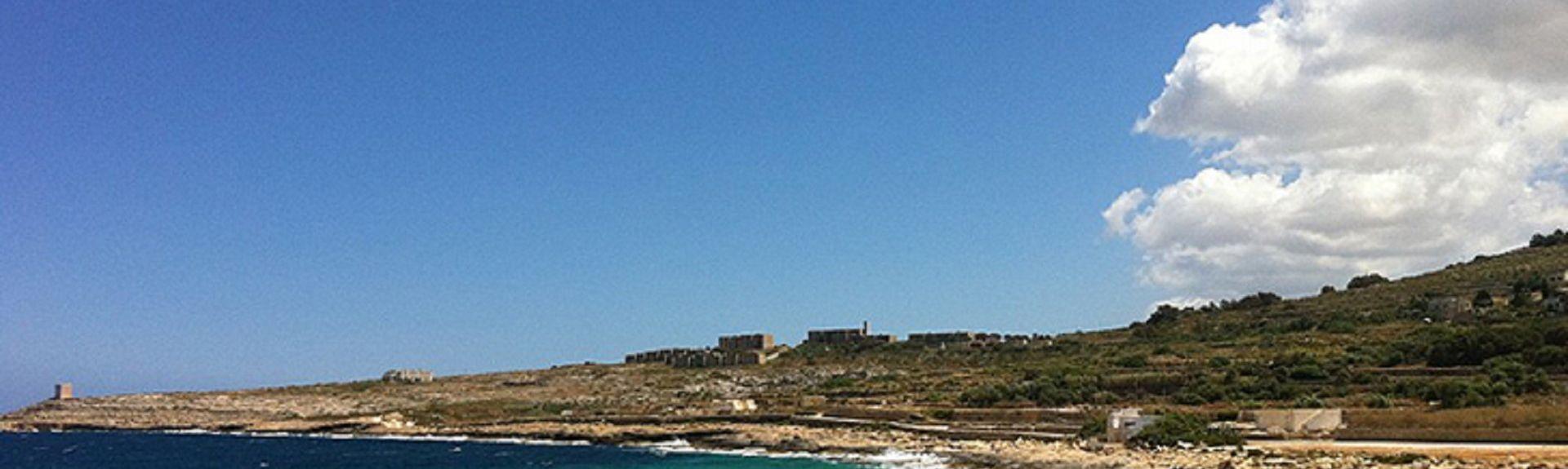 Għajnsielem, Malte