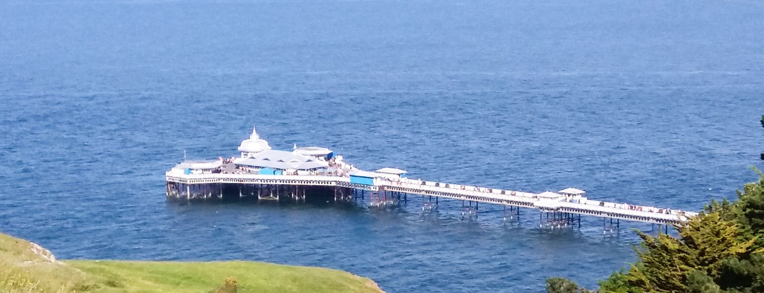 Bangor Station, Bangor, Wales, UK
