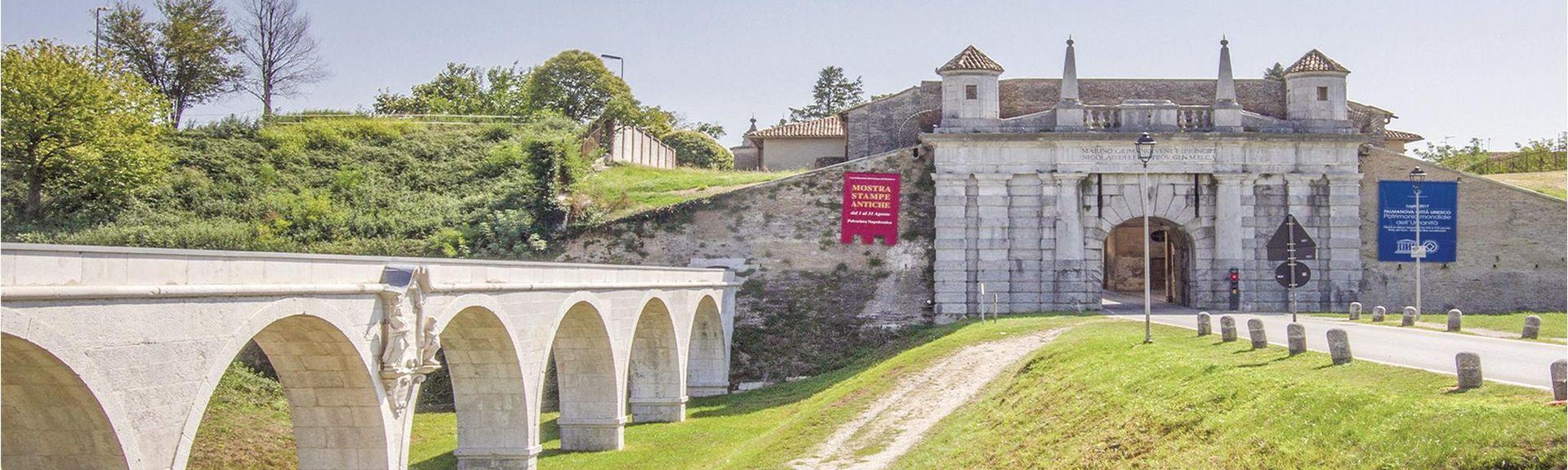 Codroipo Station, Codroipo, Friuli Venezia Giulia, Italy
