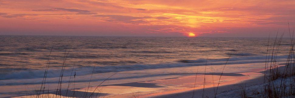 Dune Allen Beach, Santa Rosa Beach, Florida, Estados Unidos