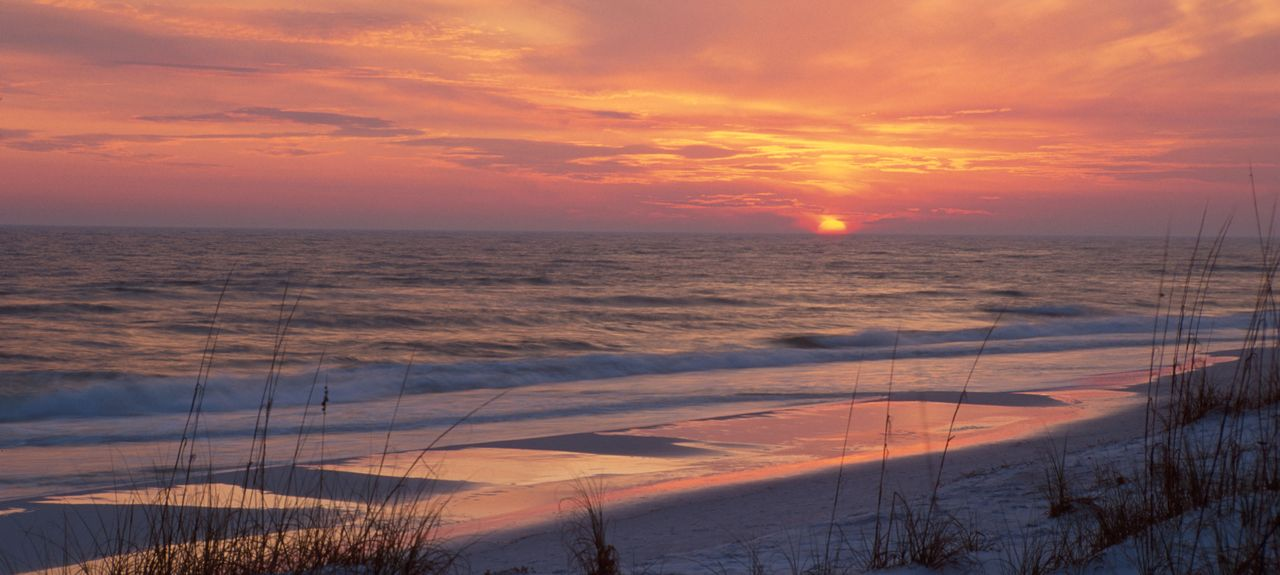 Dune Allen Beach Santa Rosa Florida United States