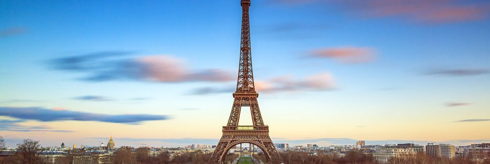 Eiffel-torni, Pariisi, Île-de-France, Ranska