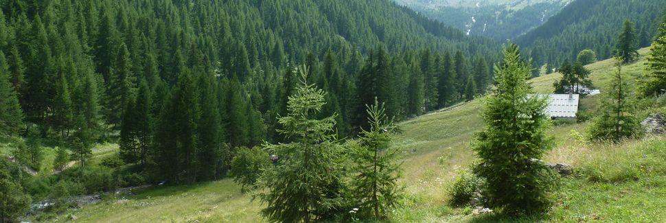 Massif des Écrins, Saint-Christophe-en-Oisans, Auvergne-Rhône-Alpes, Frankrijk