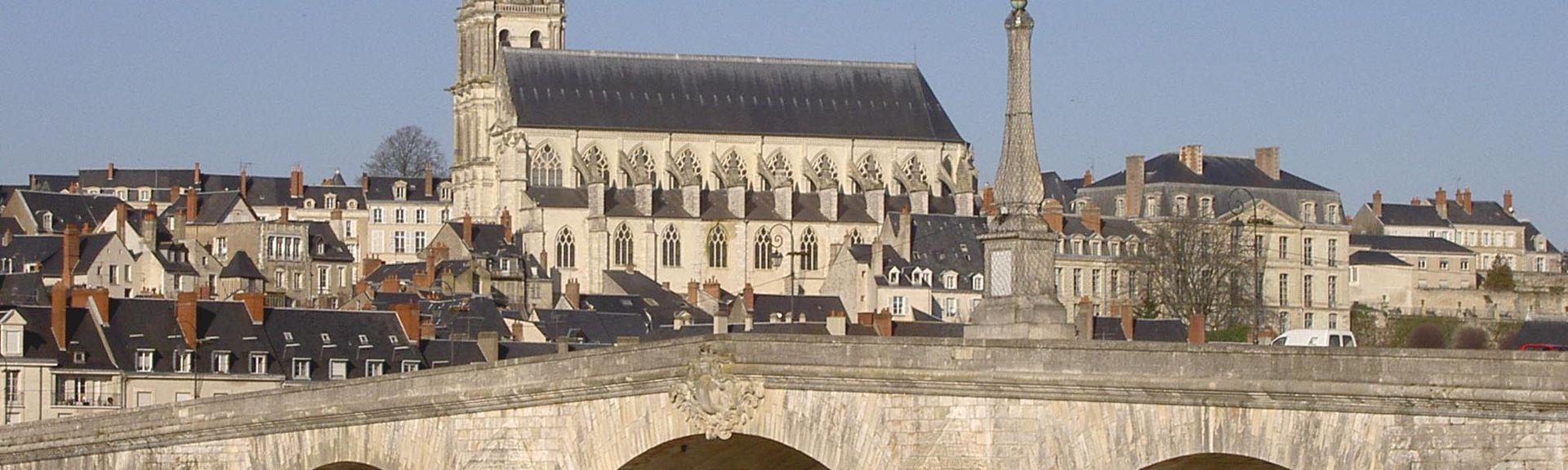 Chaumont-sur-Loire, Loir-et-Cher (departamento), França