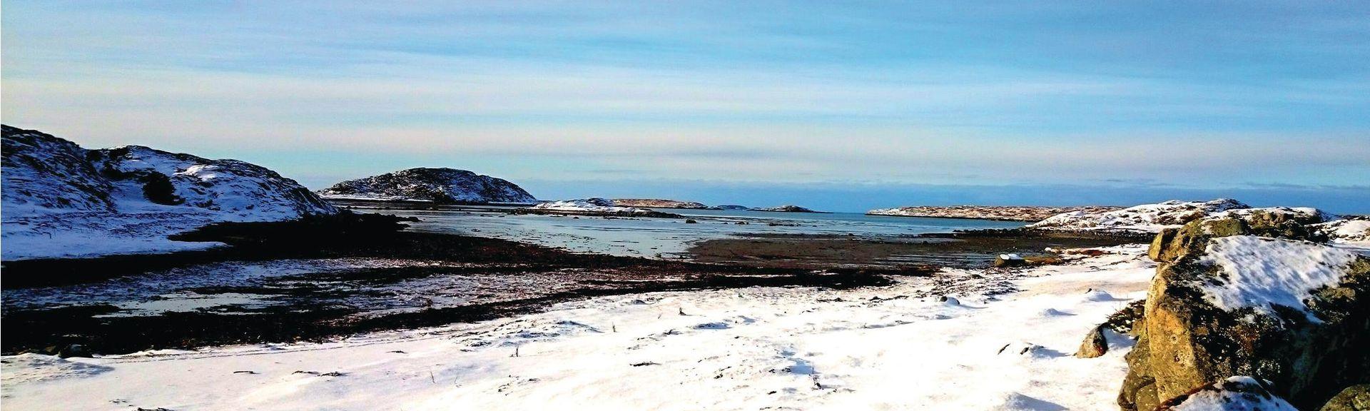 Lysøysundet, Norway