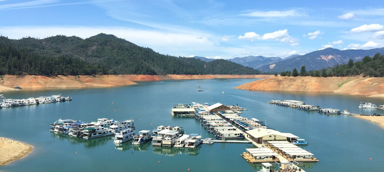 Shasta Lake, CA, USA