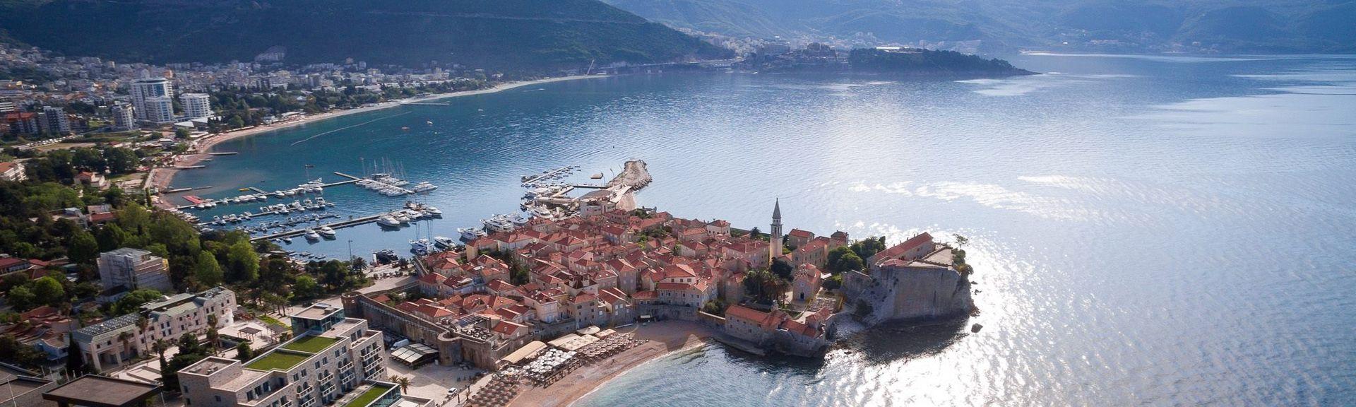 Glavati, Montenegro