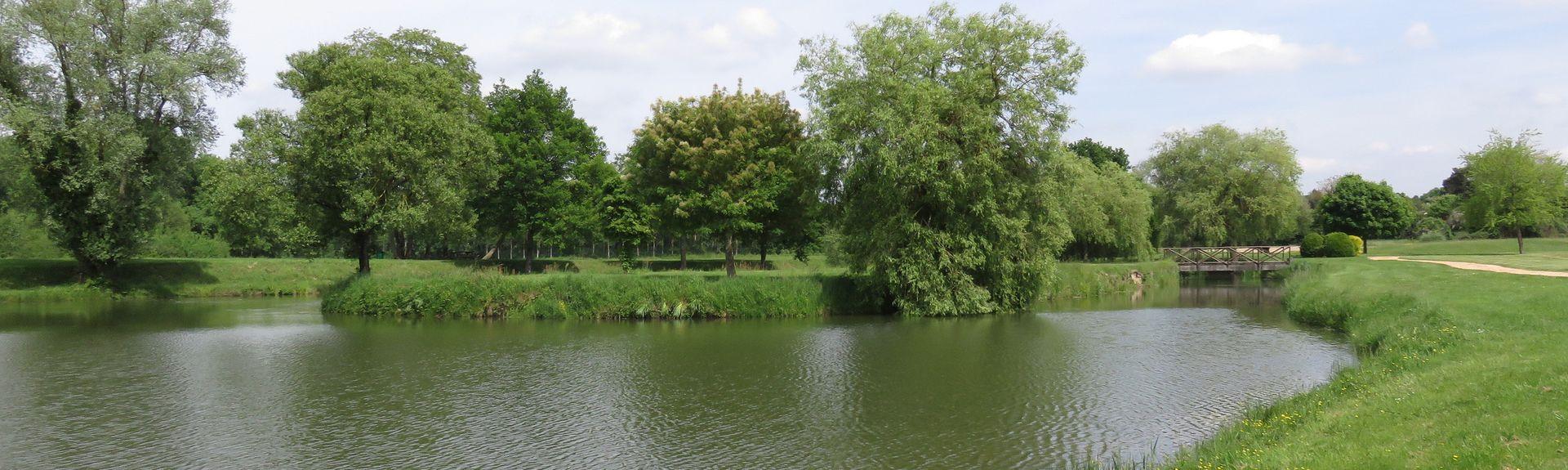 Villandry, Centre/Loire-Tal, Frankreich