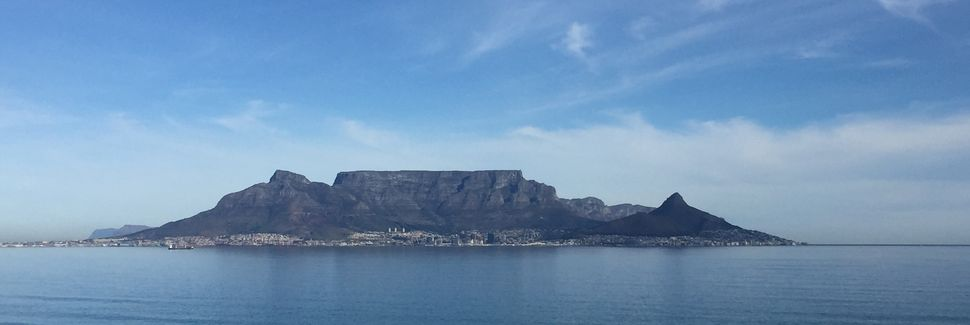 Big Bay, Cape Town, Western Cape, Sør-Afrika