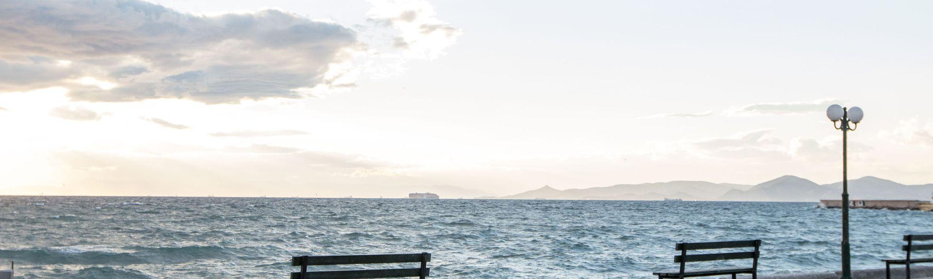 Salamis, Attique, Grèce