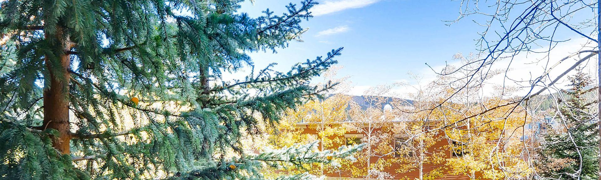 Weisshorn, Breckenridge, Colorado, Estados Unidos