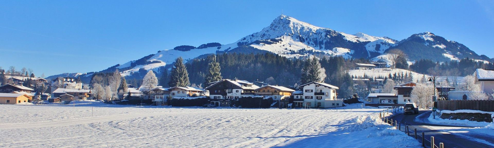 Col de Gerlos, Wald im Pinzgau, Salzbourg (état), Autriche