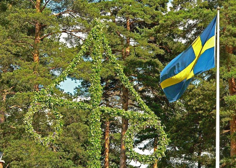 Tibro, Västra Götalands län, Schweden