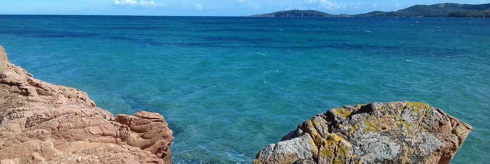 Quenza, Korsika, Frankreich