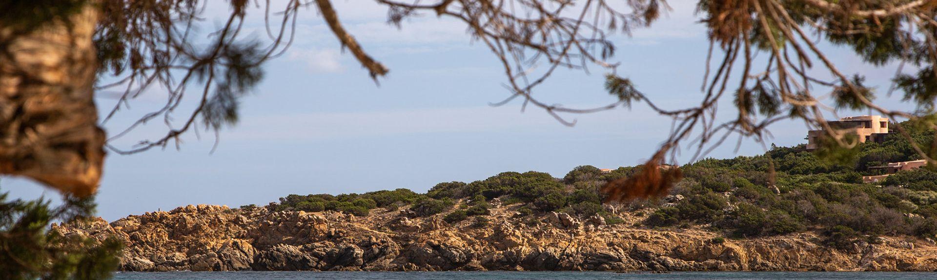 Punta Sardegna, Sassari, Sardinia, Italy