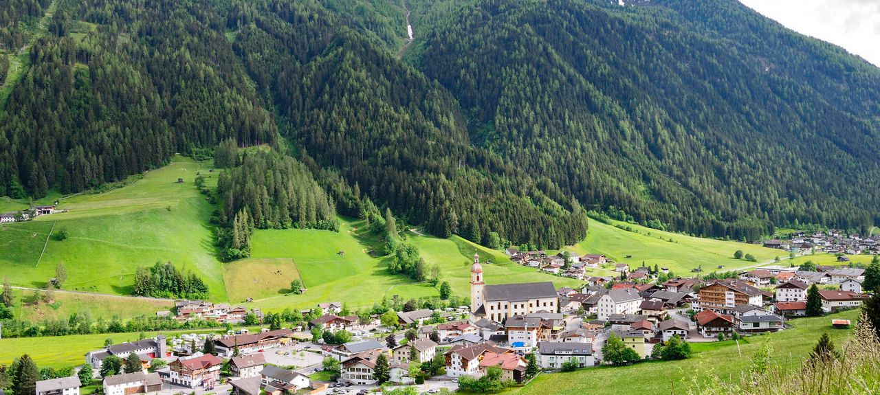Stubaital, Tirol, Oostenrijk