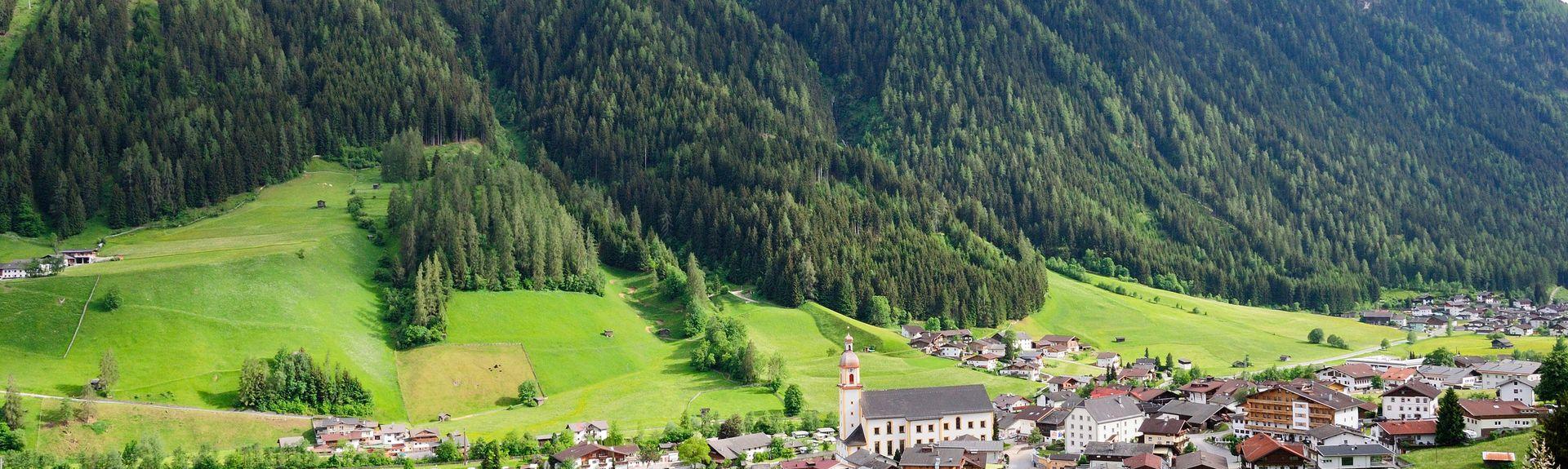 Stubaital, Tiroli, Itävalta