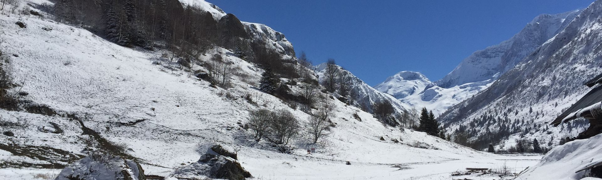 Station de ski de Paradiski, Mâcot-la-Plagne, Auvergne-Rhône-Alpes, France