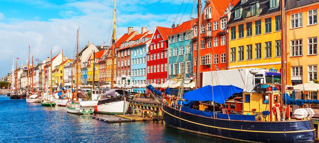 Kopenhagen, Region Hovedstaden, Dänemark