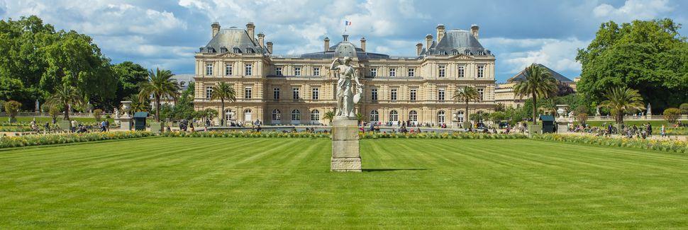 VI Distrito de París, París, Isla de Francia, Francia
