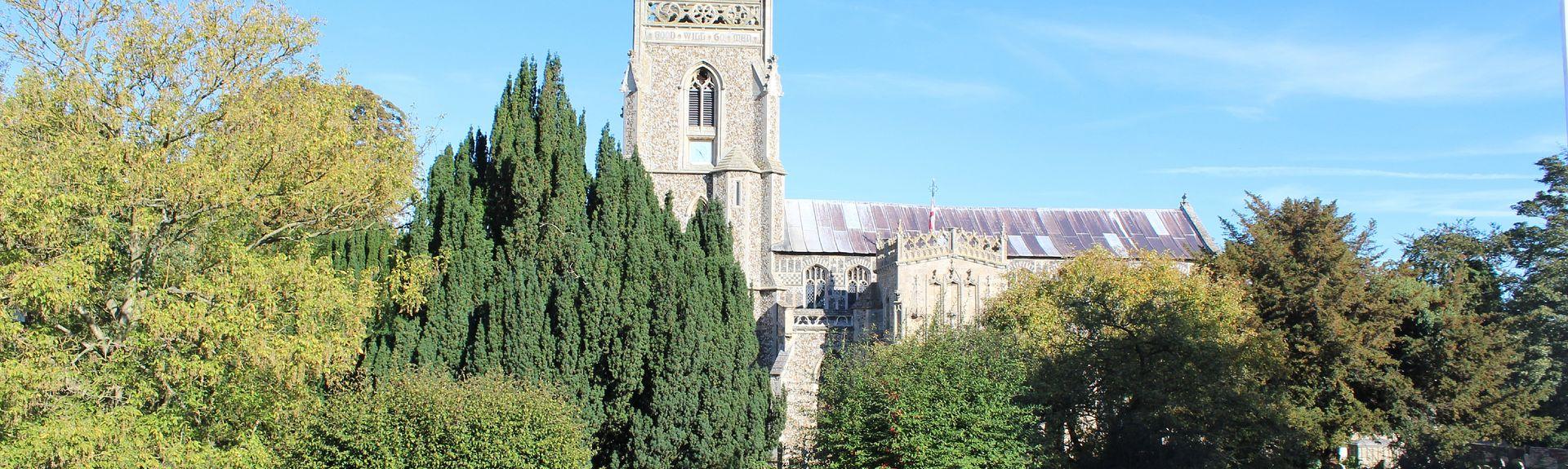 Bury St Edmunds, England, United Kingdom