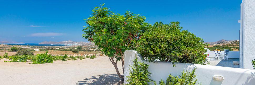 Papikinou Beach, Milos, Greece