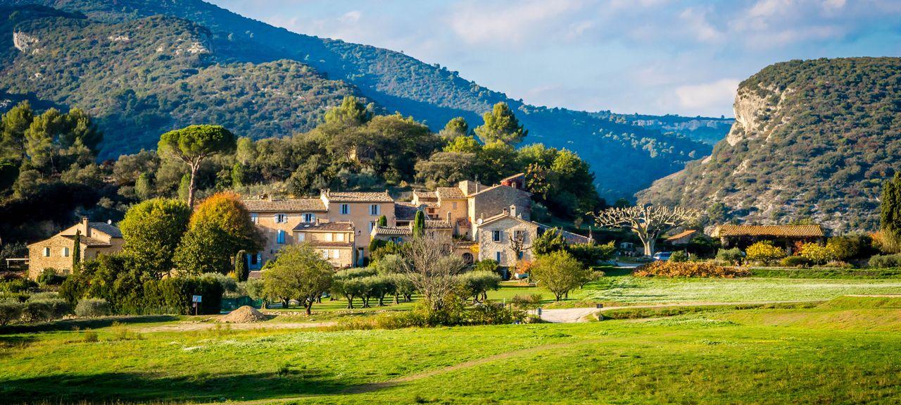 Saint-Rémy-de-Provence, Provence-Alpes-Côte d'Azur, France
