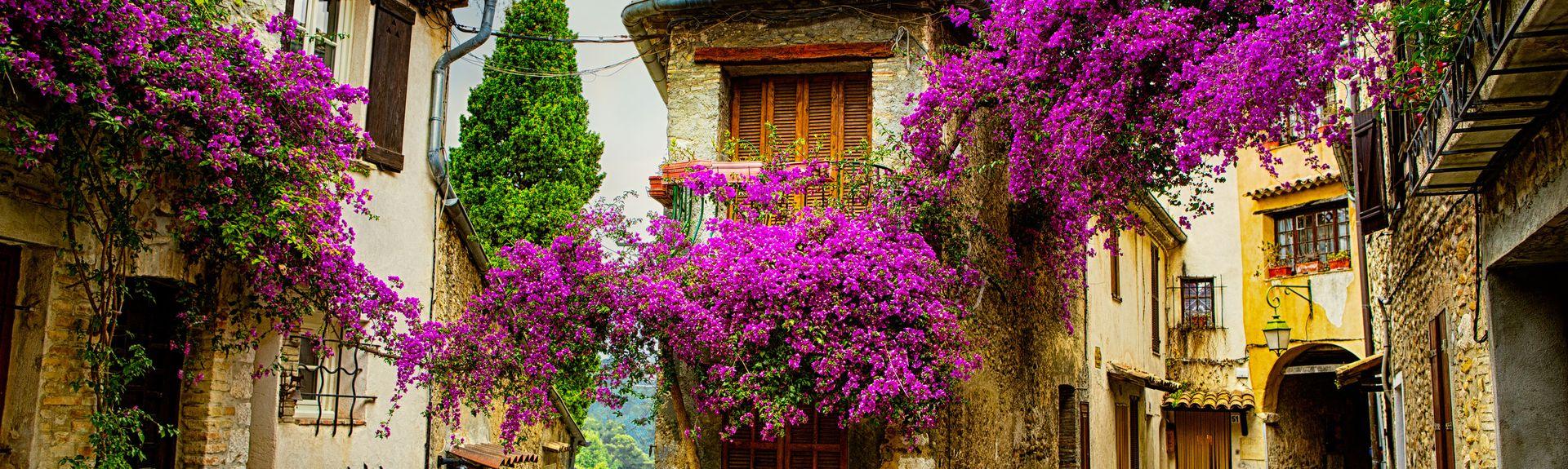 Provenza-Alpes-Costa Azul, Francia