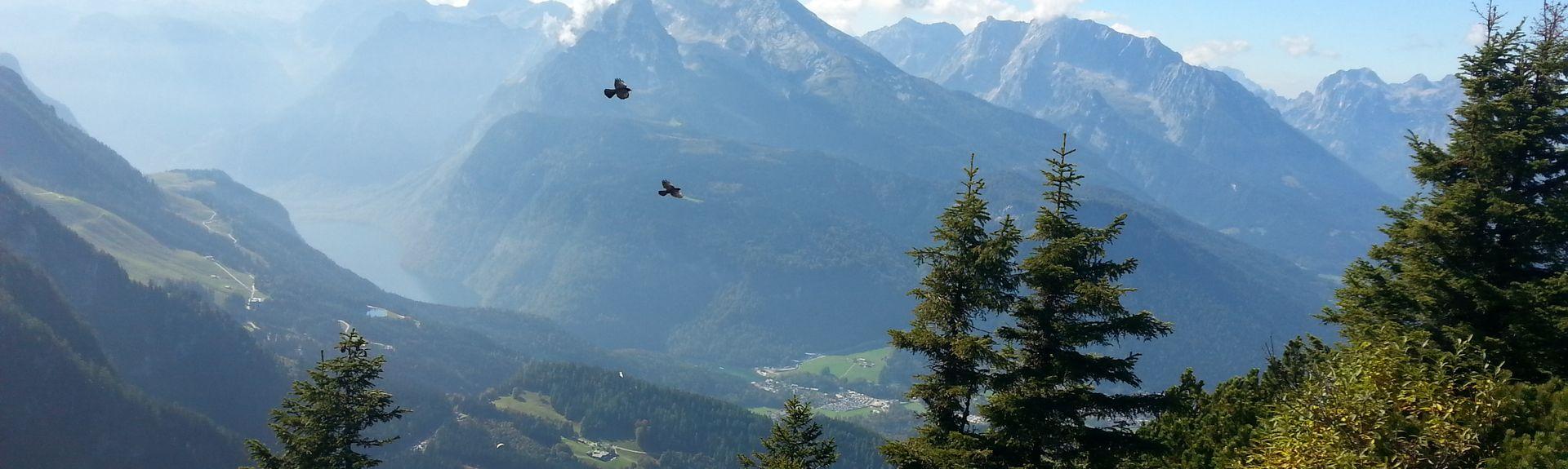 Winkl, Bischofswiesen, Bavaria, Germany