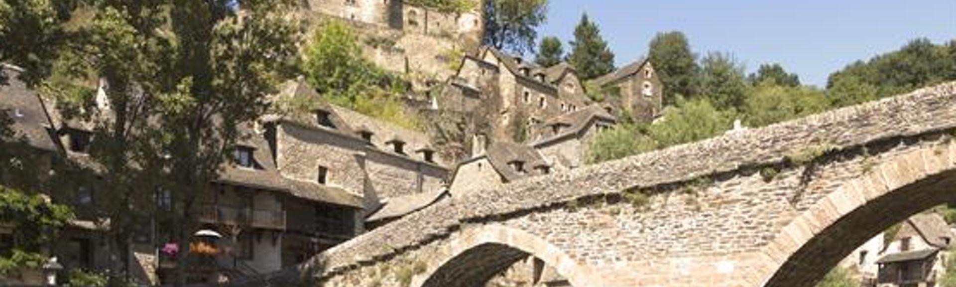 Rieupeyroux, Occitanie, Francja