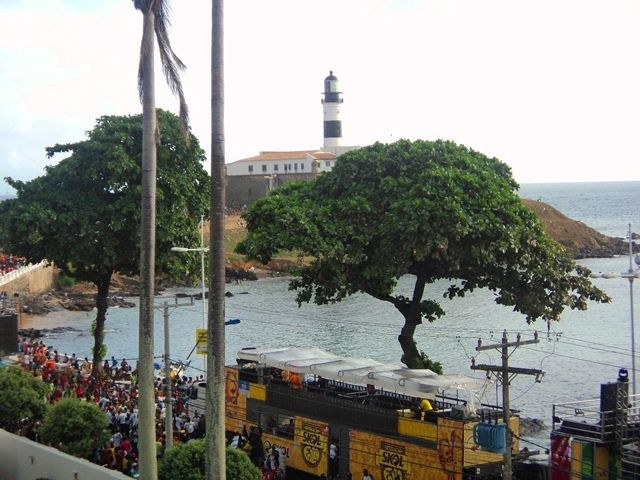 Itaparica Island, Bahia, Brasilien